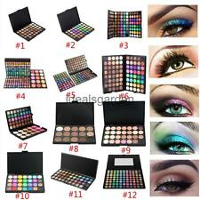 Fashion Colors Cosmetic Matte Nude Smoky Eyeshadow Set Pearl Shimmer Palette New