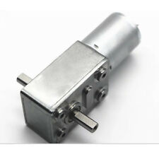 JGY370 High Torque Turbine Gearbox Electric Worm Gear Reduction DC Motor