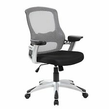 Corvair Mid-back Office Task Chair with Mesh Back