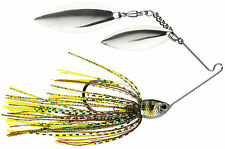 Lucky Craft SKT Spinnerbait Double Willow 5/8oz! CHOOSE YOUR COLOR