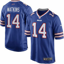 Nike NFL Buffalo Bills Sammy Watkins #14 Stitched Jersey MSRP $150 Home Blue