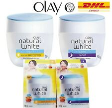 Olay Natural White All In One Fairness Whitening Cream SPF 24 Day / Night 50g