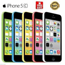 "Apple iPhone 5C 4.0"" 8GB/16GB/32GB GSM ""Factory Unlocked"" Smartphone KECP03"