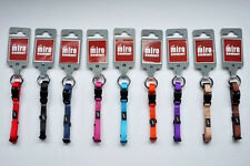 Miro & Makauri Durable Nylon Puppy Collars in Modern & Exciting Colour Options
