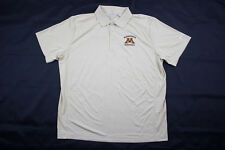 NEW Nike Minnesota Golden Gophers - Gold Dri-Fit Polo Shirt (Multiple Sizes)