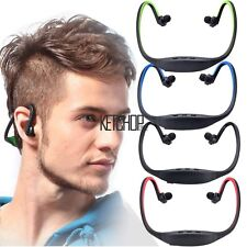 Sport Wireless Bluetooth Stereo Headphone Headset Earphone For iPhone/PC KECP01
