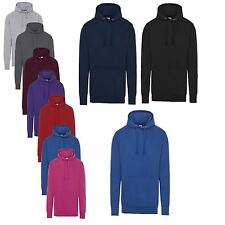 AWDis JH002 Supasoft Hoodie Sweatshirt Casual Gym Fashion Running Sports Hoody