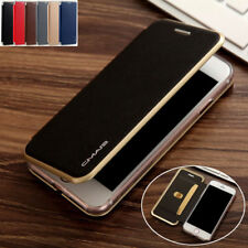 For iPhone 6 6S /7 Plus Luxury Leather Wallet Card Slim Case Magnetic Flip Cover