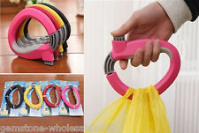 Relaxed Carry Food Machine Handle Carry Bag Hanging Ring Shopping Help Tool GW
