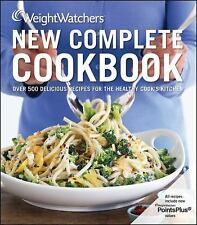 Weight Watchers New Complete: Weight Watchers New Complete Cookbook (2010,...