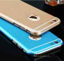 New 2017: Shell Holes Hard Rigid Elegant Deluxe Style iphone Case Cover Bling