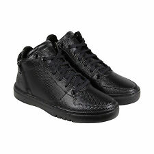 Creative Recreation Adonis Mid Mens Black Leather High Top Sneakers Shoes