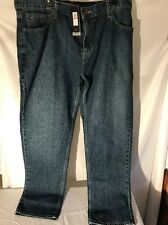 Tommy Hilfiger Mens Jeans Classic Straight Leg Blue NEW NWT MSRP $59.98