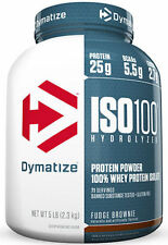 Dymatize ISO 100, Whey Isolate, Protein 5.5 g Bcaa free EXPEDITED shipping