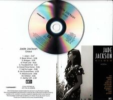JADE JACKSON Gilded 2017 UK watermarked & numbered 11-track promo CD