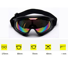 Anti-Fog Scott Recoil Motocross X400 Tactical Goggles MX Mountain Motor Glasses