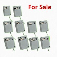 10pcs For Nintendo NDSi XL/L 3DS New Travel AC Adapter Home Wall Charger Lot LY