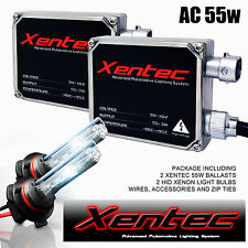 Dodge Charger Challenger Avenger Caravan Car Light Xentec HID XENON 55W Kit