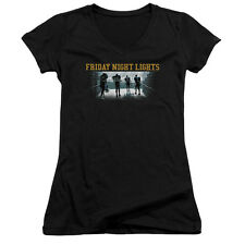 Friday Night Lights Game Time Juniors V-Neck Shirt