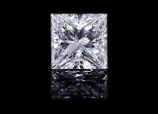 Princess | Square  - Cubic Zirconia Loose CZ Colorless AAAAA US Shipper .01-6 Ct