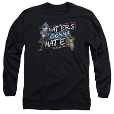 Regular Show Haters Gonna Hate Mens Long Sleeve Shirt