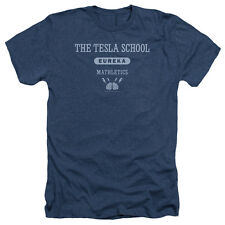 Eureka Tesla School Mens Heather Shirt