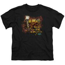 Survivor Fires Out Big Boys Youth Shirt