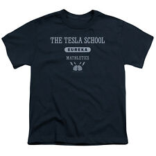 Eureka Tesla School Big Boys Youth Shirt