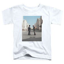 Pink Floyd Wish You Were Here Little Boys T Shirt (2T) White