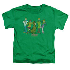 Scooby Doo Scooby Gang Little Boys Toddler Shirt