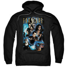 Farscape Comic Cover Mens Pullover Hoodie