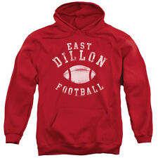 Friday Night Lights East Dillon Football Mens Pullover Hoodie Red