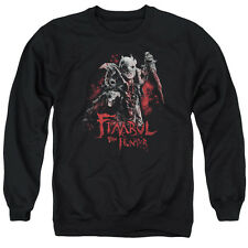 The Hobbit Fimbul The Hunter Mens Crewneck Sweatshirt Black