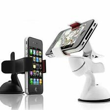 Universal Car Windshield Cell Phone Mount Holder iPhone Samsung Gps Suction Cup