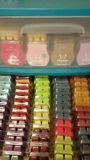 SCENTSY BAR LOT OF 3 -ALL NEW- LOOK AT THE DROP DOWN BOX -RARE BARS- OLDER STYLE