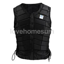Unisex Adult Kids Safety Breathable Horse Riding Equestrian Body Protector Vest