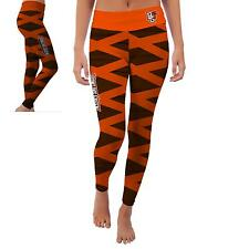 Bowling Green State Falcons Womens Yoga Pants Engaged  Design