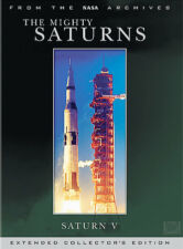 Mighty Saturns, The: Saturn V (DVD, 2004, 3-Disc Set) - Excellent!