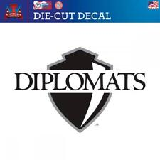 Franklin and Marshall College Diplomats  Die-Cut Vinyl Decal