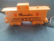 Marx 4 Wheel Tenders Caboose Freight Cars Select by Variation Tin Plas