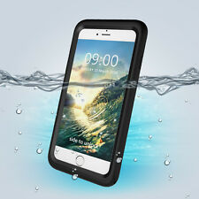 10M Underwater Waterproof Diving Shell for iPhone 7 Plus with Responsive Buttons