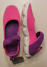 """CROCS DUET BUSY DAY MARY JANE GIRLS....""""NWT""""....FREE SHIPPING...........$24.95"""