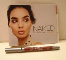 Urban Decay ~Deluxe Travel Duo ~ Naked  Lip Gloss + Naked Lip Pencil