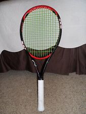 Prince O3 Hybrid Hornet 110 Tennis Racquet Solinco Hyper G New Strings Grip