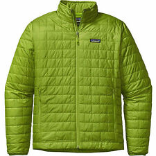 New Patagonia Men's Nano Puff Insulated Jacket Coat msrp $199 w/tags