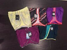 Updated NWT NIKE DRI-FIT TEMPO RUNNING SHORTS WOMENS PICK YOUR SIZE XS, S, M