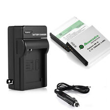 NB-4L Battery Charger For Canon NB-4L NB4L IXUS 80 IS 30 40 50 55 60 65 70 75 US