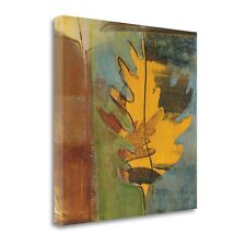 Tangletown Fine Art 'Dancing Leaf' Print on Wrapped Canvas