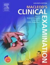 Macleod's Clinical Examination: With STUDENT CONSULT Online Access By Graham Do