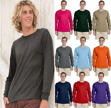 Fruit of the Loom Heavy Cotton Long Sleeve T-Shirts  4930R S-3XL CLEARANCE SALE!